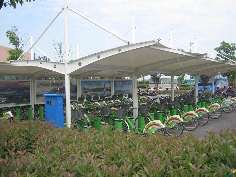 电动/自行车停车棚5